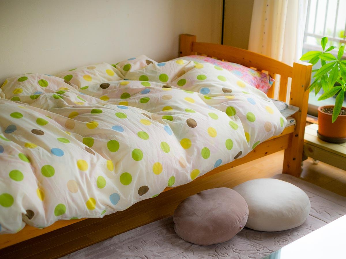 ベッドや机の分解組立て承ります